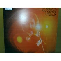 Lp - Roberto Carlos Com Encarte 1977