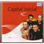 045 Mcd- Cd 2001 Capital Inicial Sem Limite 30 Musicas Duplo