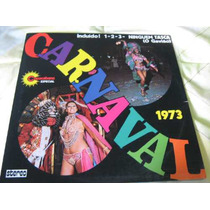 Lp Carnaval 1973 Bornay Angela Maria Silvio Santos Blecaute