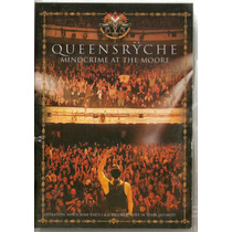 Dvd Duplo Queensryche - Mindcrime At The Moore - Usado***
