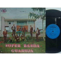 Super Banda Guarujá Lp Nacional Usado Volume 01