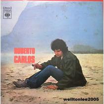 Vinil Roberto Carlos As Curvas Da Estrada De Santos.leia!!!!