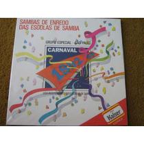 Lp Escolas De Samba Grupo Especial Sao Paulo 92 Encarte 2