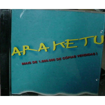 Cd Single Araketu : Maré De Emoção / Frete Gratis