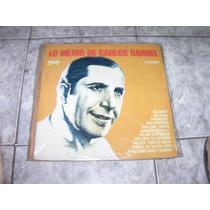 Lp Carlos Gardel, O Melhor De Carlos Gardel