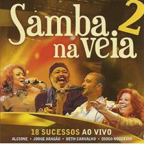 Samba Na Veia 2 Alcione Jorge Aragão Beth Carvalho