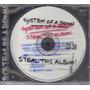 System Of A Down Steal This Album Cd Lacrado Original