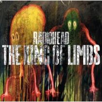 Cd Radiohead The King Of Limbs (2011)- Novo Lacrado Original