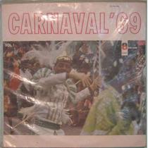 Carnaval 69 - Volume 1 - Odeon - Mono - 1968
