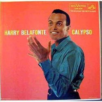 Lp - Harry Belafonte - Calypso (imp - Usa - 1956)