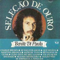 Benito Di Paula Seleção De Ouro Frete Gratis