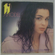 Lp Novela Top Model - Nacional - Som Livre - 1990