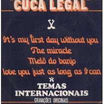 Cuca Legal Compacto Vinil Temas Internacionais Da Novela ´75