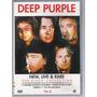 Deep Purple New, Live & Rare - Vol.2 - Lacrado!