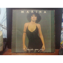 Lp - Marina - Simples Como Fogo