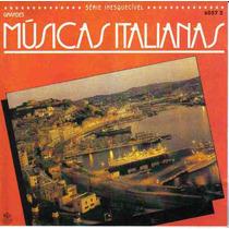 Grandes Músicas Italianas Elvio Gobbi Teddy Ren