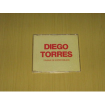 Diego Torres Tratar De Estar Mejor Single Cd