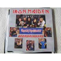 Iron Maiden Lp Ao Vivo Duplo Black Sabbath Helloween Slander