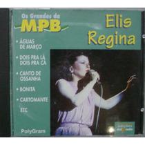 Cd Grandes Da Mpb : Elis Regina - Frete Gratis