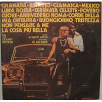 Alvaro Amici Orchestra M. Battaini - 12 Grandi Successi - 77