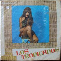 Lp Vinil - Los Tropicanos Vol.6 - 1971
