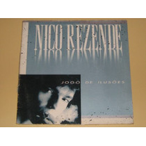 Nico Rezende - Jogo De Ilusoes - 1988 - Lp Vinil