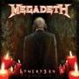 Cd Megadeth Th1rt3en (2011) - Novo Lacrado Original