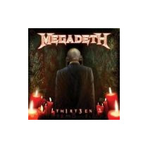 Cd Megadeth Th1rt3en (2011) - Novo Lacrado Original