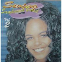 Cd - Swing - Sambarock Brasil - Frete Gratis