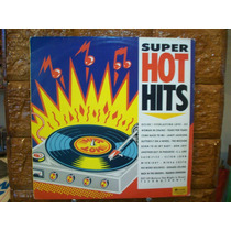 Vinil Lp Super Hot Hits - U2.j.jackson,b.jovi,elton J.,tears
