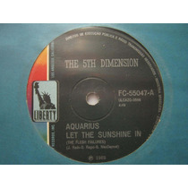 The 5th Dimension Compacto Aquarius Let The Sunshine In