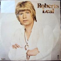 Lp Vinil - Roberto Leal - Vol.8 - 1980