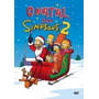 Dvd Os Simpsons - O Natal Dos Simpsons 2
