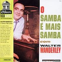 Cd Walter Wanderley - O Samba É Mais Samba (odeon 1972)