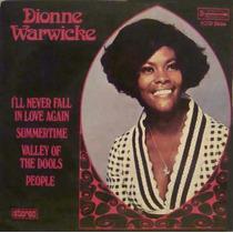 Dionne Warwick Compacto De Vinil I´ll Never Fall In Love Ag