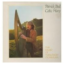 Lp - Patrick Ball - Celtic Harp (the Music Of Turlough.....)