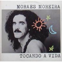 Moraes Moreira Lp Tocando A Vida1985 Encarte