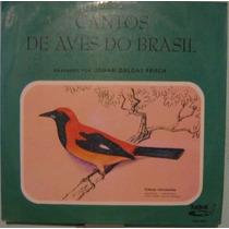 Johan Dalgas Frisch - Cantos De Aves Do Brasil - 1962