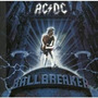 Cd Ac/dc Ballbreaker Digipack Heavy Metal Rock N Roll