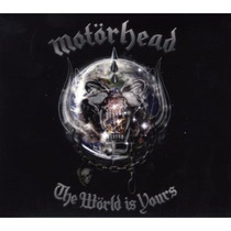 Motorhead - The World Is Yours (cd) Frete Grátis - Importado
