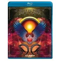 Journey - Live In Manila Blu-ray - (toto, Boston, Foreigner)
