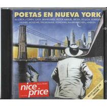 Cd Poetas En Nueva York - 1986 Chico Buarque Raimundo Fagner