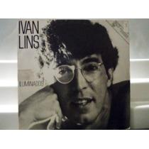 Ivan Lins / Iluminados / Lp Vinil Disco Mix / Philips 1987