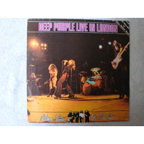 Lp - Deep Purple - Live In London