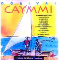 Cd / Caymmi P/ Ângela Maria, Trio Nordestino, Agnaldo Rayol