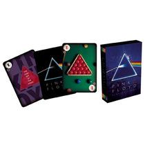 Baralho Poker ~ Arte Baseada Album Pink Floyd Dark Side Moon