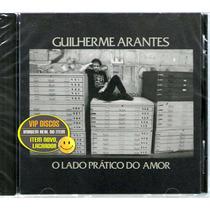 Guilherme Arantes Cd Single O Lado Prático Do Amor - Raro