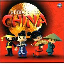 Negócio Da China / Nacional - 2008-cd Lacrado