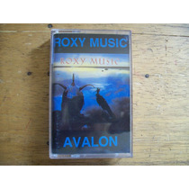 Roxy Music - Fita K7 - Edição1982