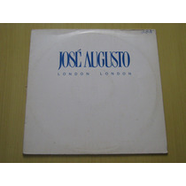 Jose Augusto - Single - London London - 1990 - Lp Vinil